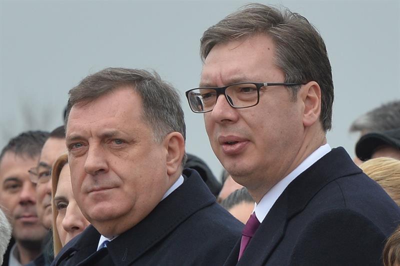 Vucic i Dodik