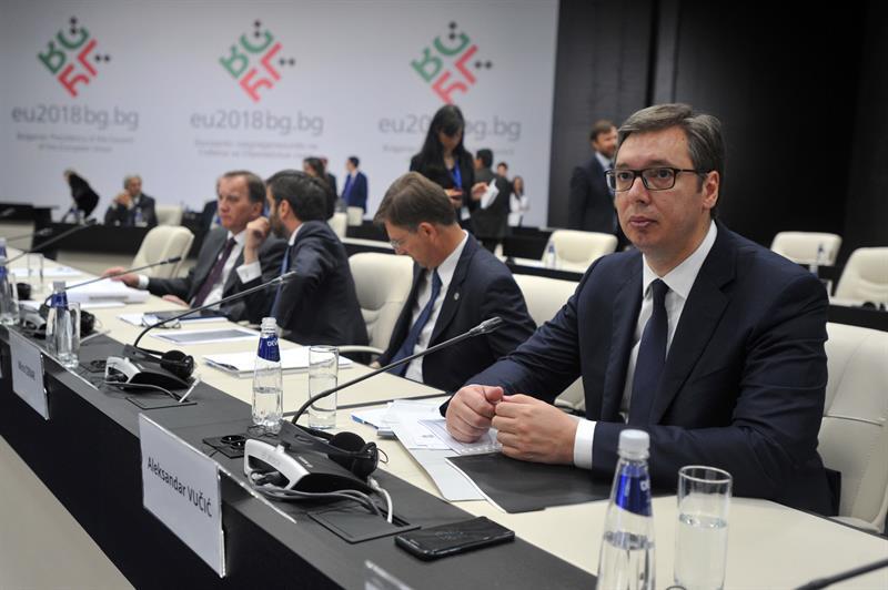 Vucic na Samitu EU-Zapadni Balkan