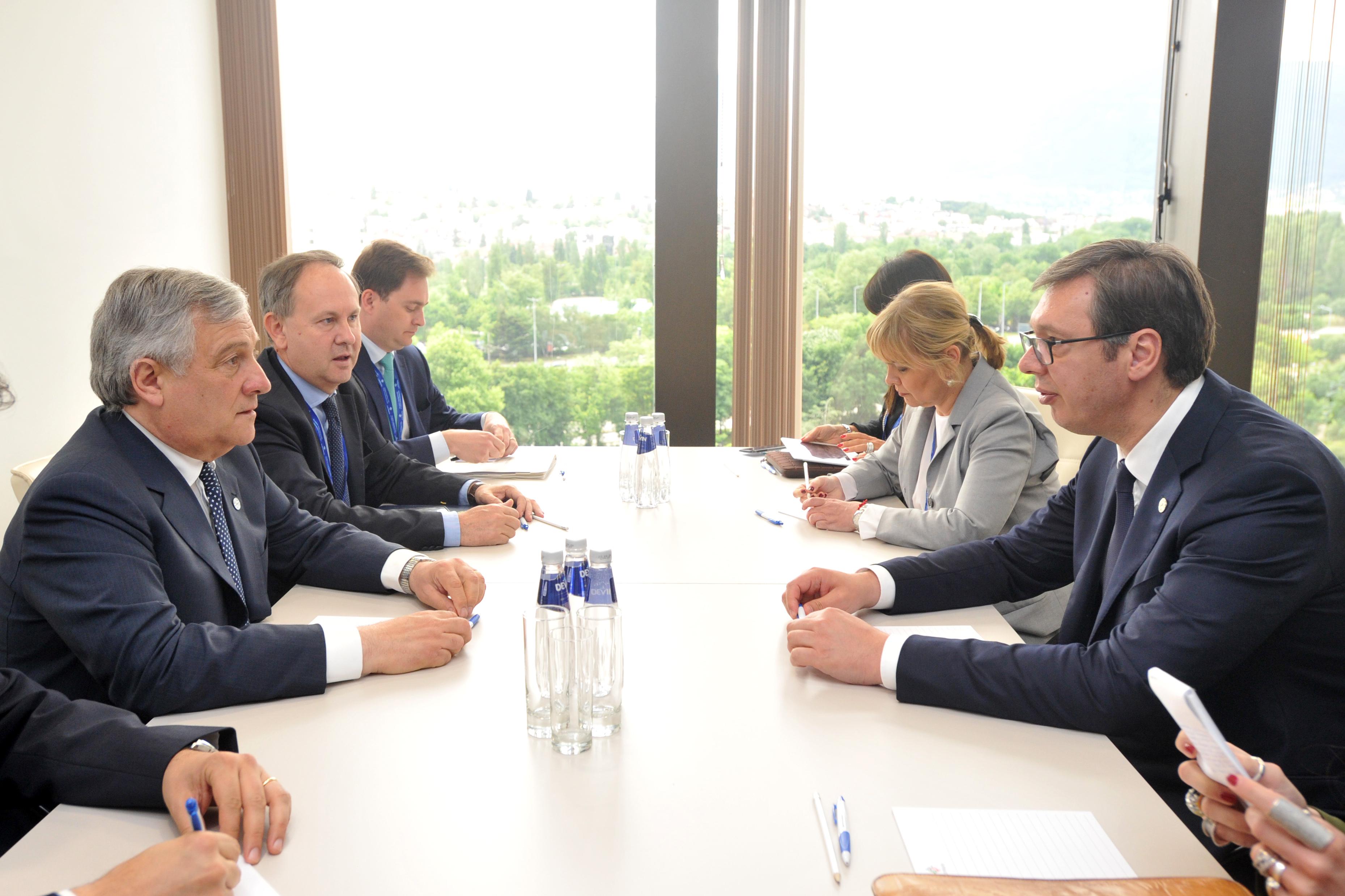 Vucic Samit EU-Zapadni Balkan