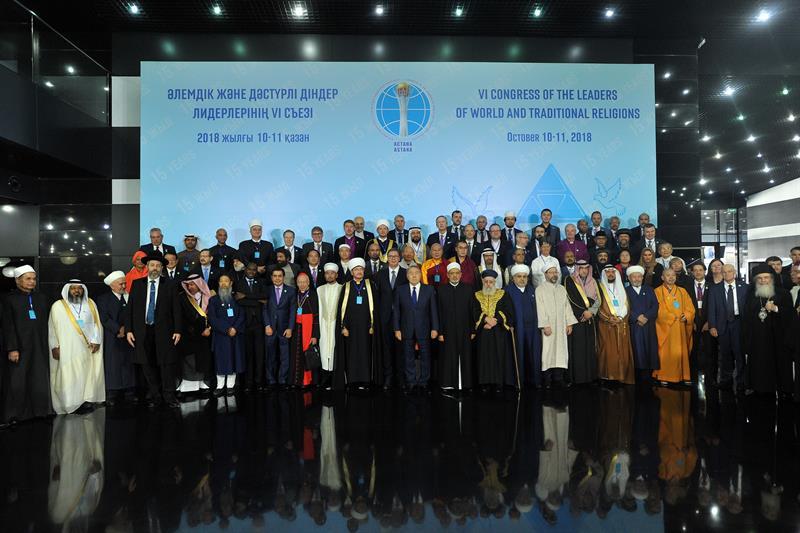 Vucic na Cetvrtom kongresu lidera sveta i tradcionalnih religija u Astani, ukazao da je Balkan, region u kojem se nalazi Srbija, raskrsce na kojem se susrecu mnoge vere