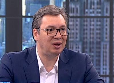 """Vucic u emisiji """"Novo jutro"""" na pinku"""
