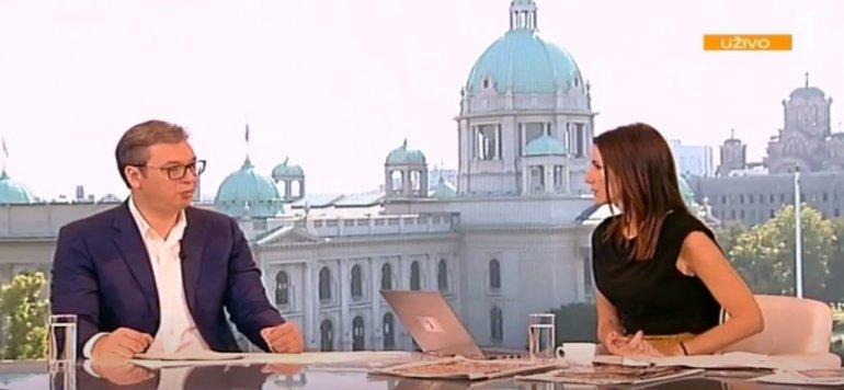 Vucic TV Prva