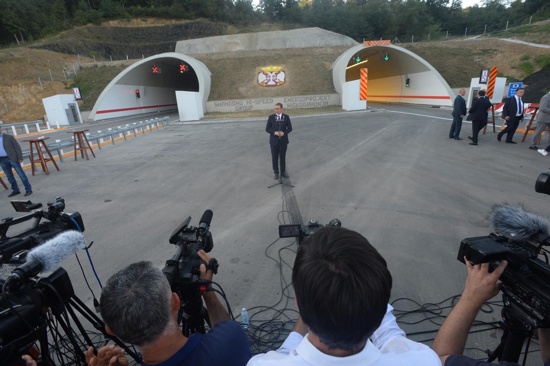 Vucic Tunel Brancic