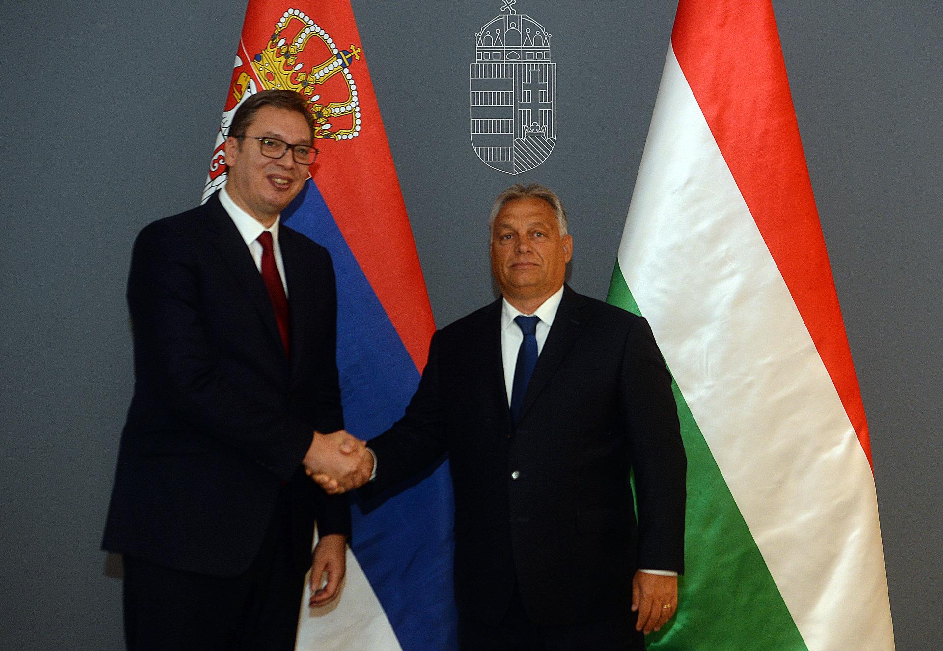 Vucic Orban