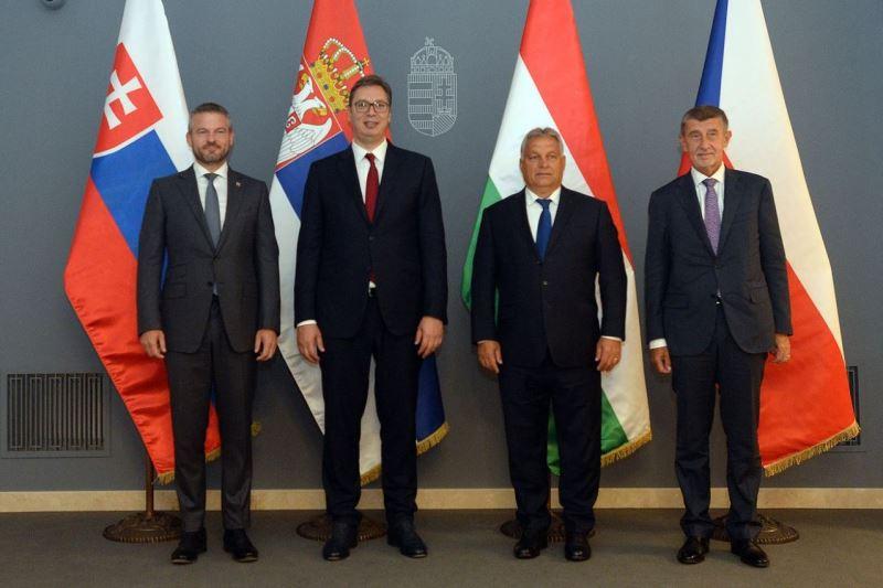 Predsednik Srbije na Trecem demografskom samitu.
