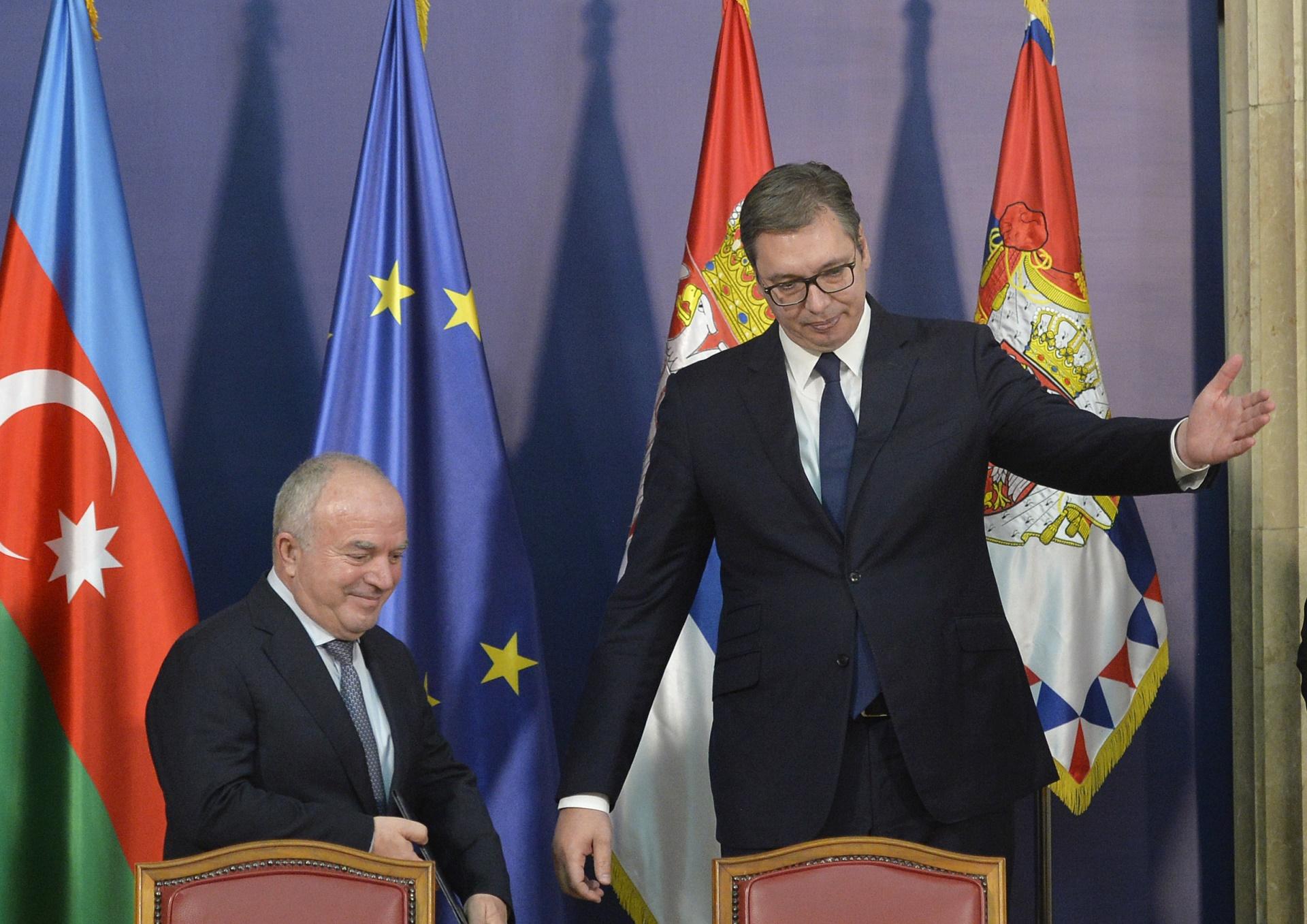 Potpisivanje ugovora auto-put Ruma - Sabac