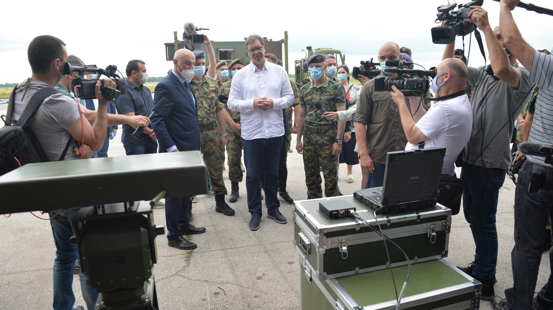 Vojska Srbije mnogostruko snaznija nego ranije.