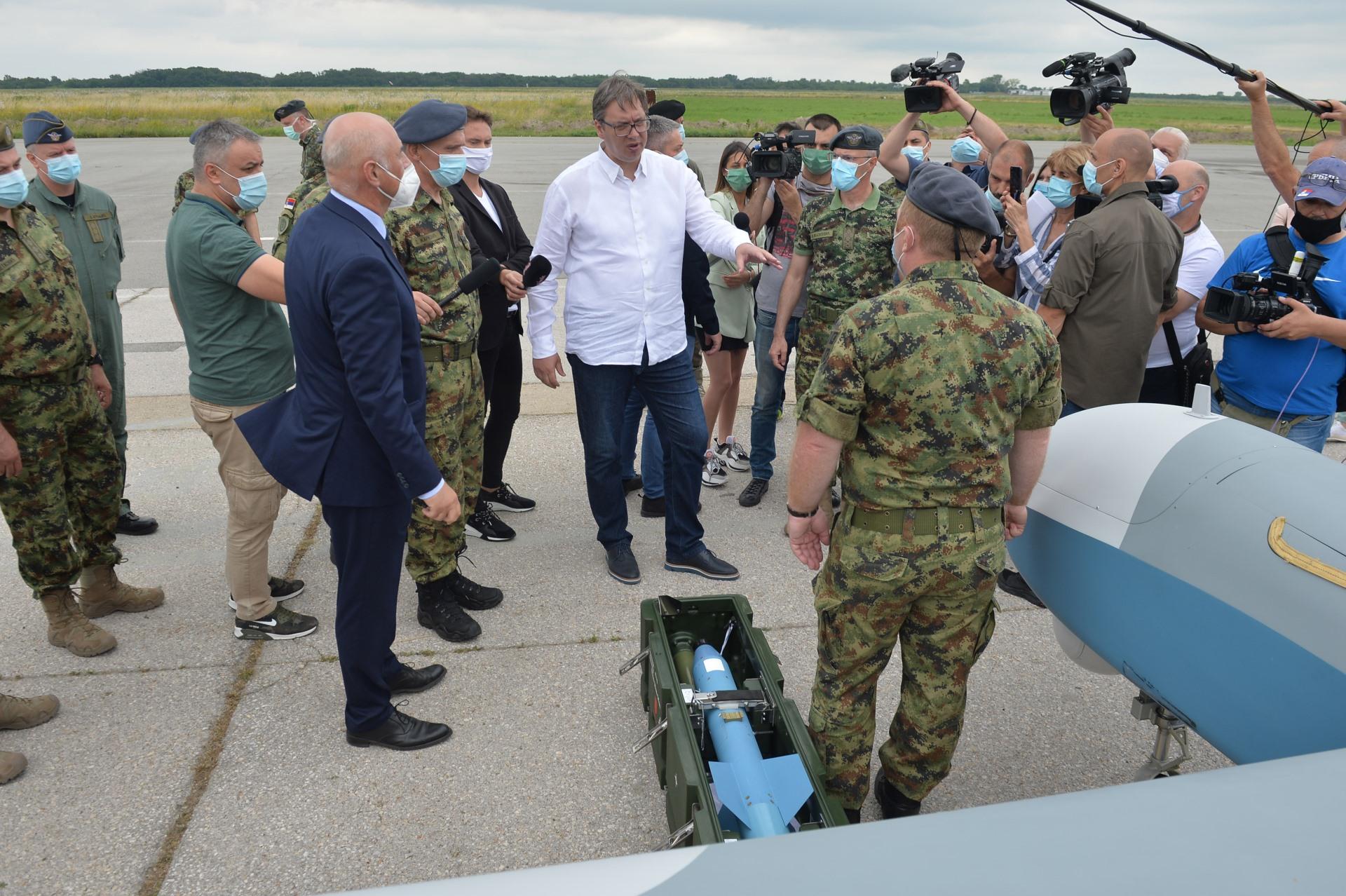 Vojska Srbije mnogostruko snaznija nego ranije