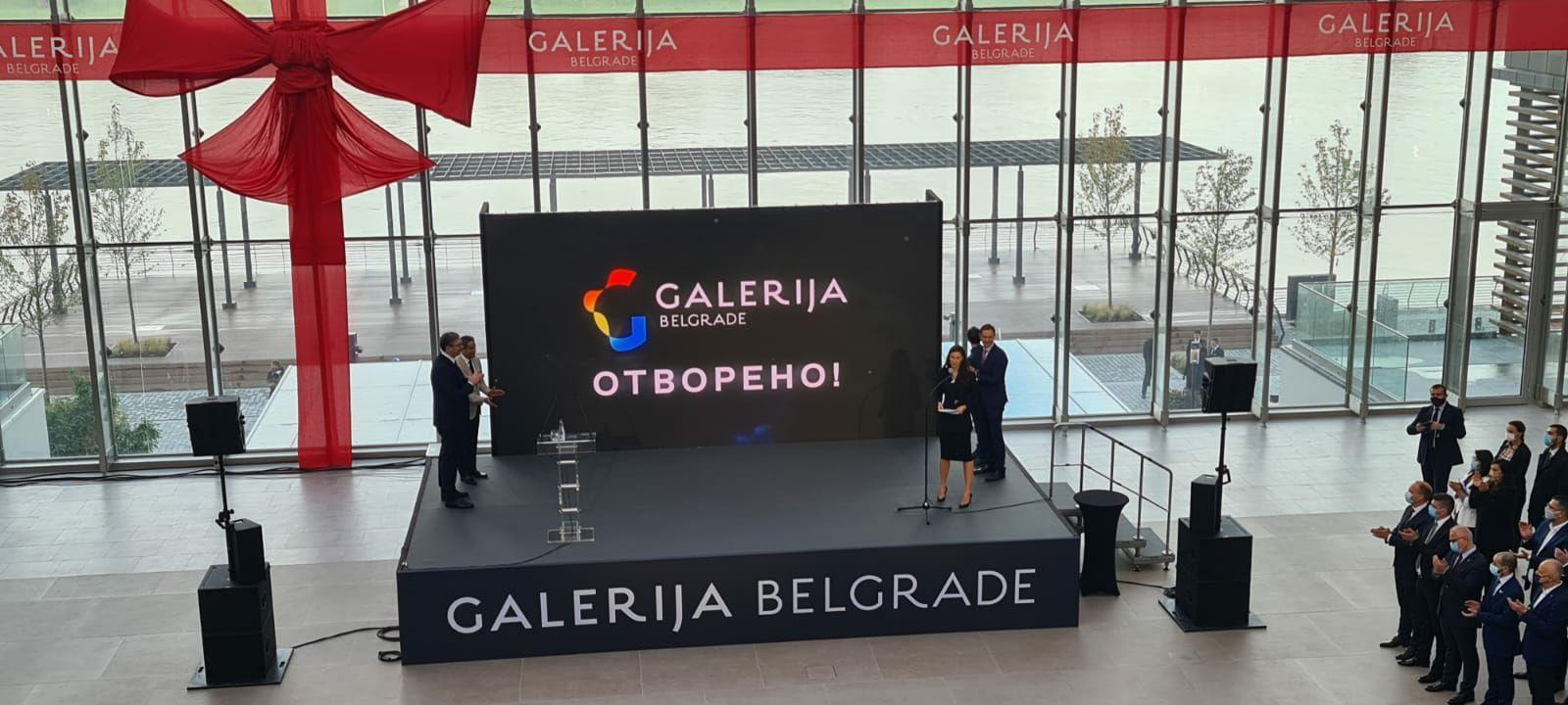 """Otvorena """"Galerija Belgrade"""""""