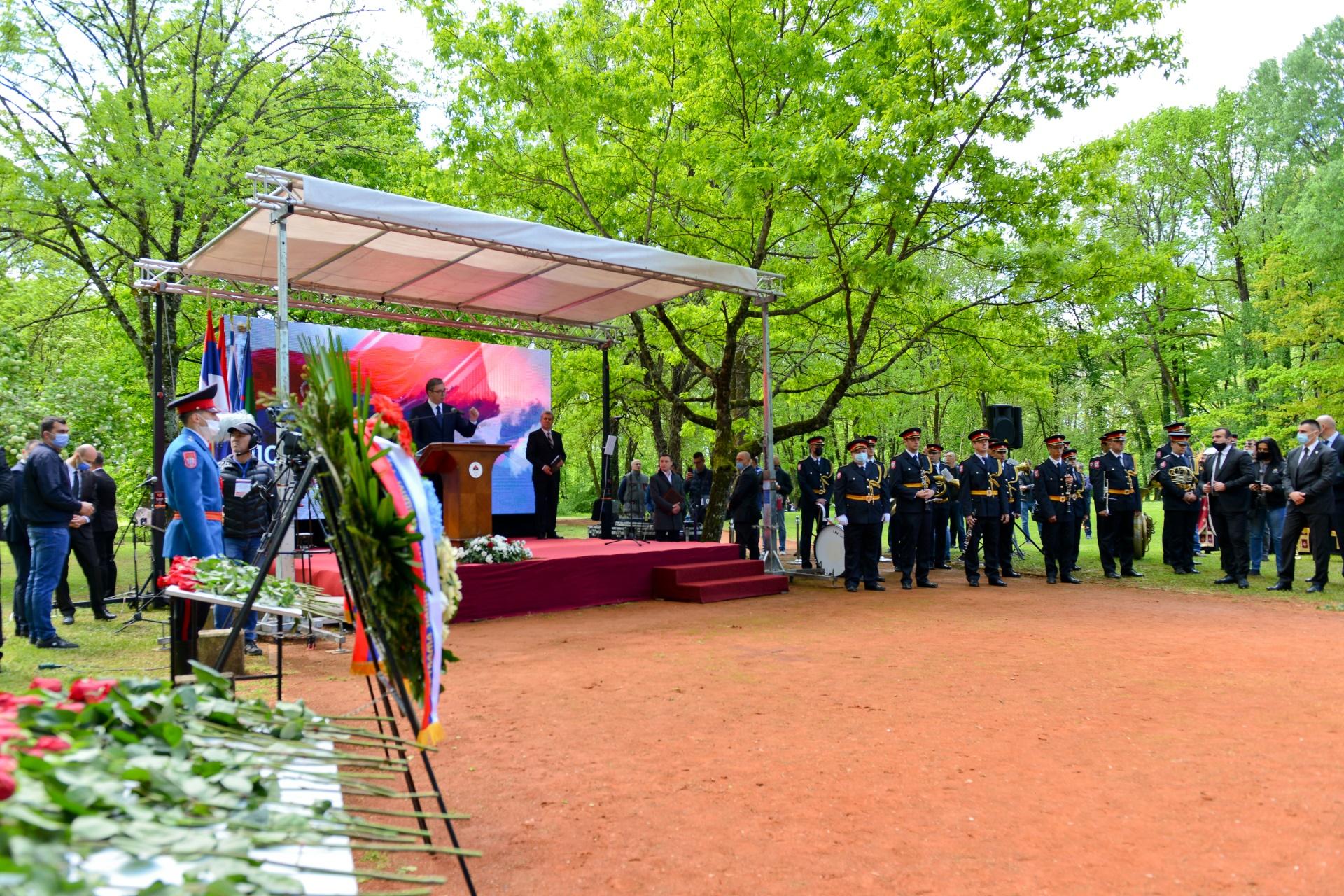Da se Jesenovac ne zaboravi i da se nikad ne ponovi