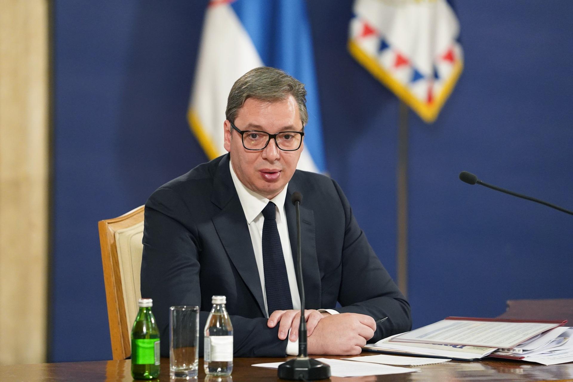 Spremni na razgovor o kompromisu, nikada o ponizenju Srbije