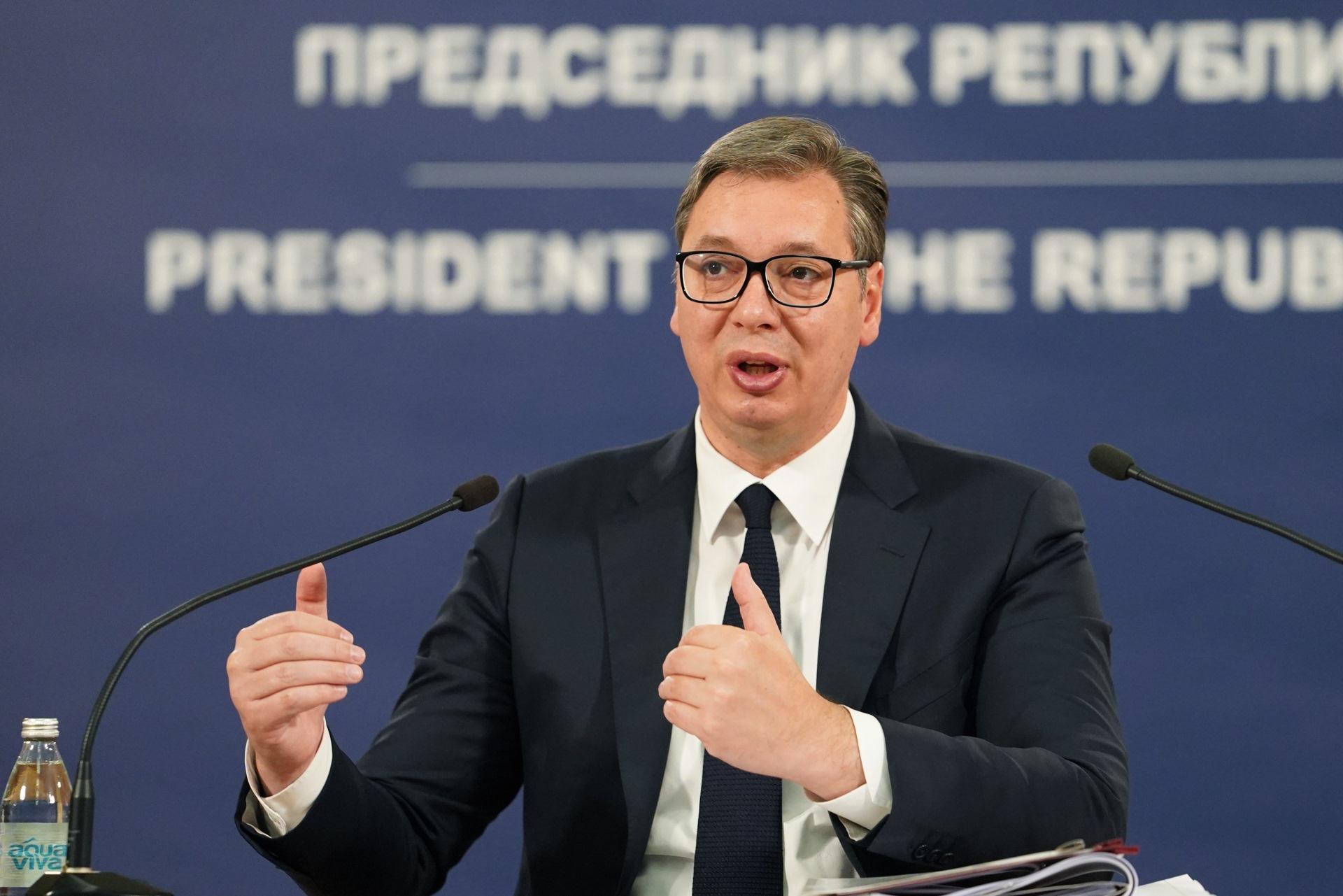 Spremni na razgovor o kompromisnu, nikada o ponizenju Srbije