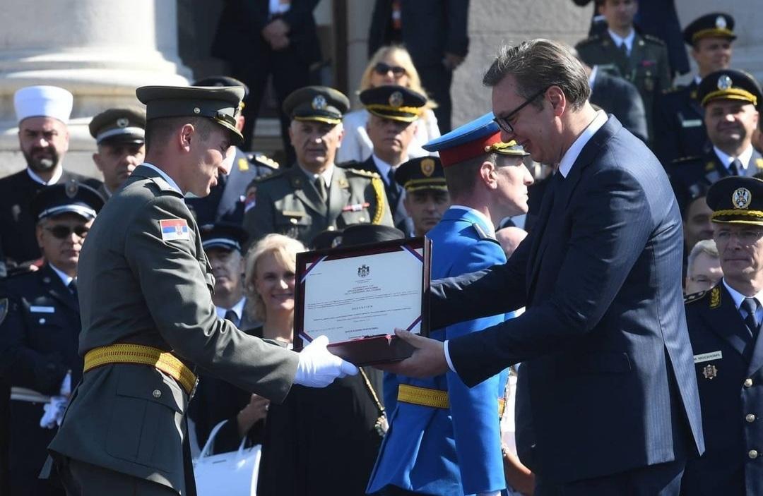Vojska Srbije garant mira i stabilnosti.