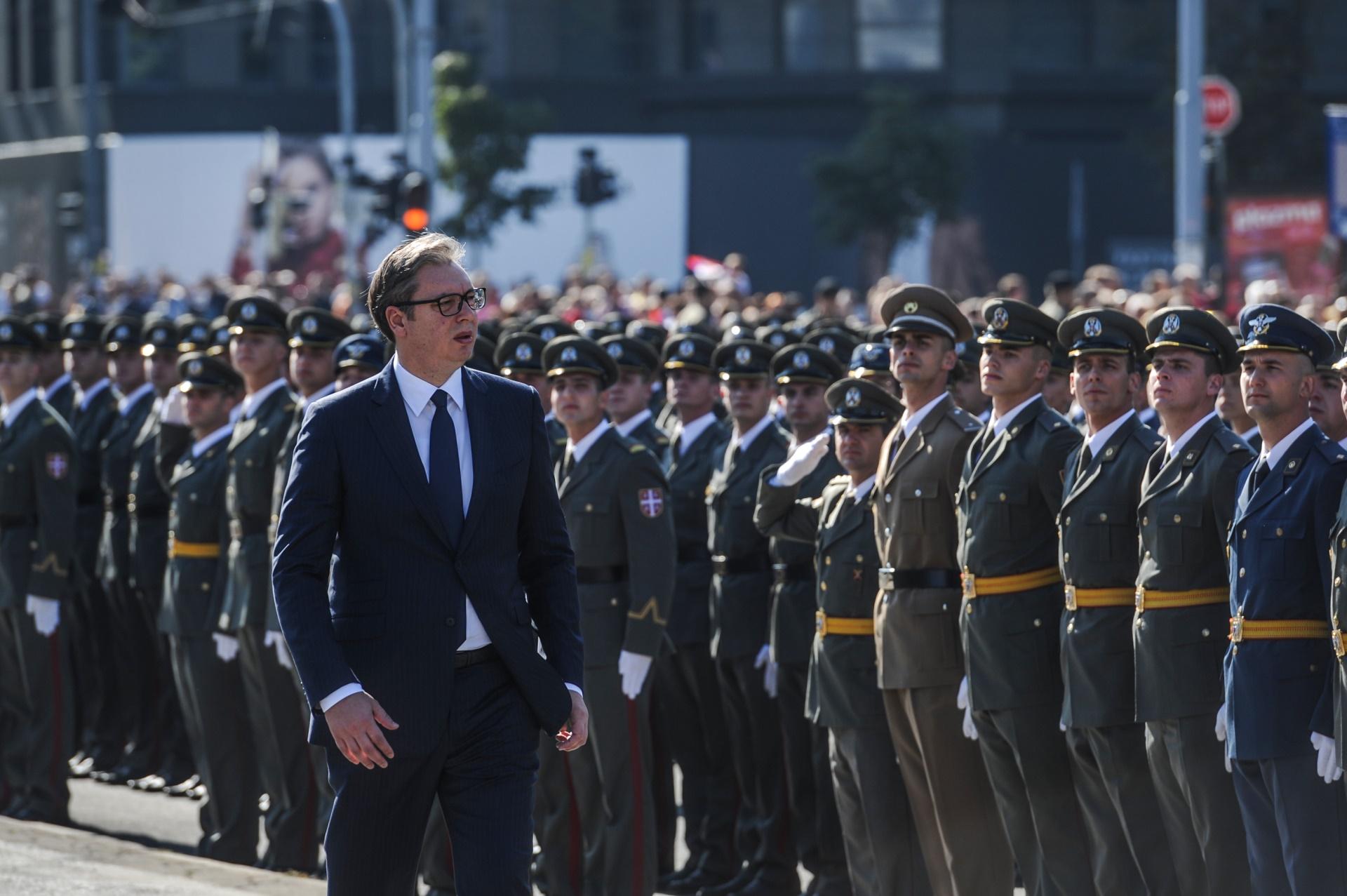 Vojska Srbije garant mira i stabilnosti,dolaze najbolji